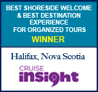 Port of Halifax – Nova Scotia Cruise Award Winner